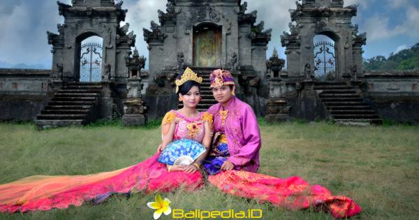 Foto Pre Wedding Bali