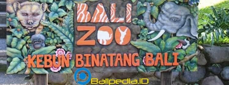 Harga Tiket Masuk Bali Zoo Park