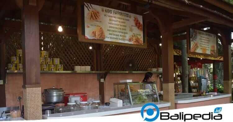 Harga Makanan di Bali Safari Marine Park