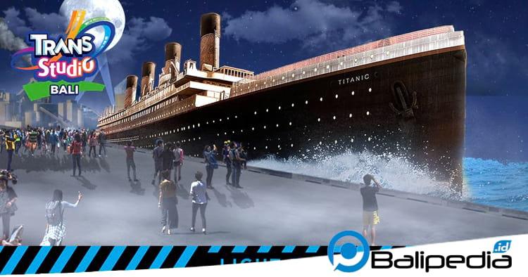 Port of Liverpool Titanic