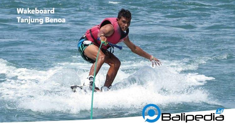 Wakeboarding di Tanjung Benoa